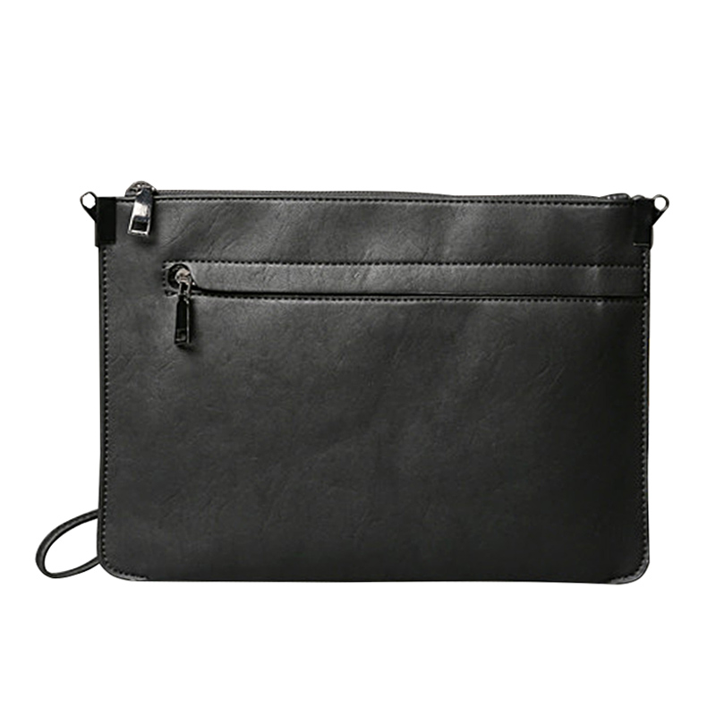 PU Leather Men s Business Clutch Bags Korean Style Retro Shoulder Bag For  Man Vintage Multifunction Casual Male Handbag Man-in Crossbody Bags from  Luggage   ... bb55683da14b5