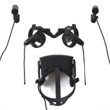 For Oculus Rift cv1 VR Wall Hook Mount Stand - Touch controller Storage stand - Sensor Wall Mount for vr Oculus Headset 2019 new russia vr headset rack display holder stand for oculus rift s oculus quest vr headset and touch controllers