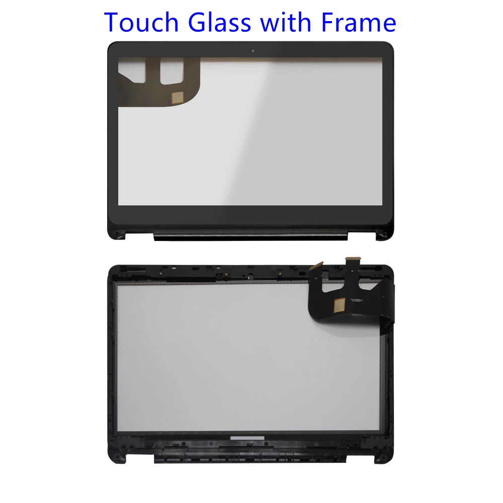"""133/""""LCD//LED Display Touch Screen Assembly /& Frame For ASUS TP301UA-DW TP301UA-1A"""