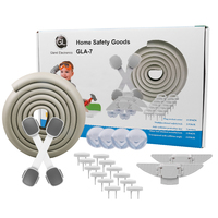 GL baby Security protect your baby's safety accessories easy to use and safe Children's Safety Kit A total of 21PCS