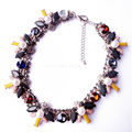 Free Shipping New Arrival Statement Handmade Prong Setting Hot Sale Party Necklace, Valentine's Necklace