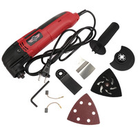 300W Multifunctional Electric Trimmer Power Tool Renovator Tool Multi Master Oscillation Tool Used For Home Working