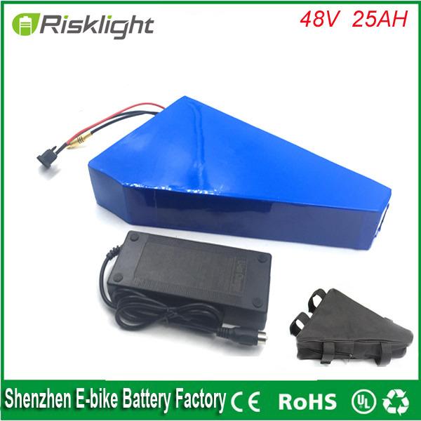 No taxes 48v 25ah lithium ion battery for 48v bafang 750w 1000w motor  electric bicycle potencia bicicleta with charger 30A BMS free customs taxes super power 1000w 48v li ion battery pack with 30a bms 48v 15ah lithium battery pack for panasonic cell