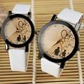 Top brand New Design Mens Womens Quartz Watches Unique Hollowed-out Triangular Dial Wristwatch Watch Relogio Masculino Clock