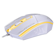Malloom Mouse Gift Professional 1600DPI LED Optical Wired Gaming Mouse for Pro Mouse Gamer For High-End Player Brand #155