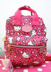 Image 2 - New Cute Hello Kitty Backpack Bag School Bag Purse yey 3303