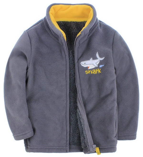 f706be032 Brand New Autumn Winter Baby Coat Boys Girls Fleece Jacket Fashion ...