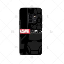 Marvel Superheroes The Avengers Soft Silicone Phone Case Cover For Samsung Galaxy S9 S9plus s8 s8plus s7 s7edge s6 s6 edge plus