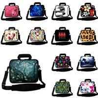 Women Laptop Messenger Bags Notebook Shoulder Bag for Macbook Lenovo Dell 11 12 13 14 15 10 17 Computer PC Sleeve Cases Handbags
