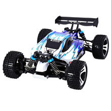 Wltoys A959 Upgraded 540 Brush Motor High Speed 50km/h 1:18 4D 2.4G RC Car MAR6(China)