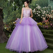 Buy dark purple wedding gowns and get free shipping on AliExpress.com