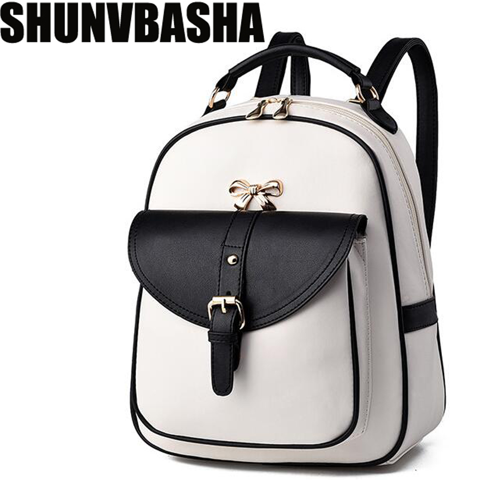 Backpack new spring and summer 2017 new tide female backpack student leisure fashion female package