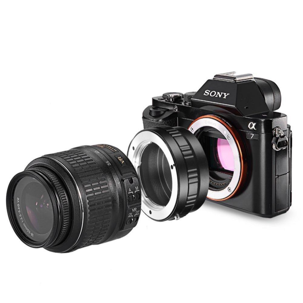 Prix pour Neewer Lens Mount Adapter pour Minolta MD MC Lens pour Sony NEX E-mount Caméra adapte Sony A7/S//SII/R//RII/A7II A3000 A6000 A6300
