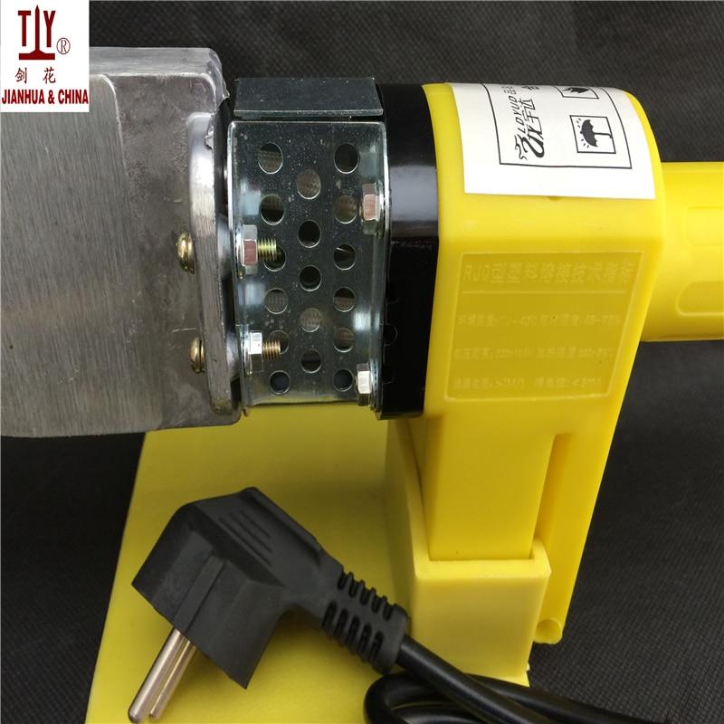 Spedizione gratuita DN 20-32mm AC 220 / 110V 600 W tubo di plastica - Attrezzatura per saldare - Fotografia 4
