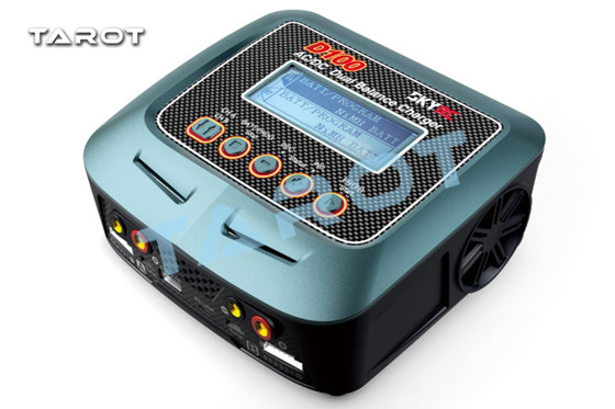 Skyrc D100 2*100W dual output balance charger DC / AC Input TL2942 Free Shipping with Tracking