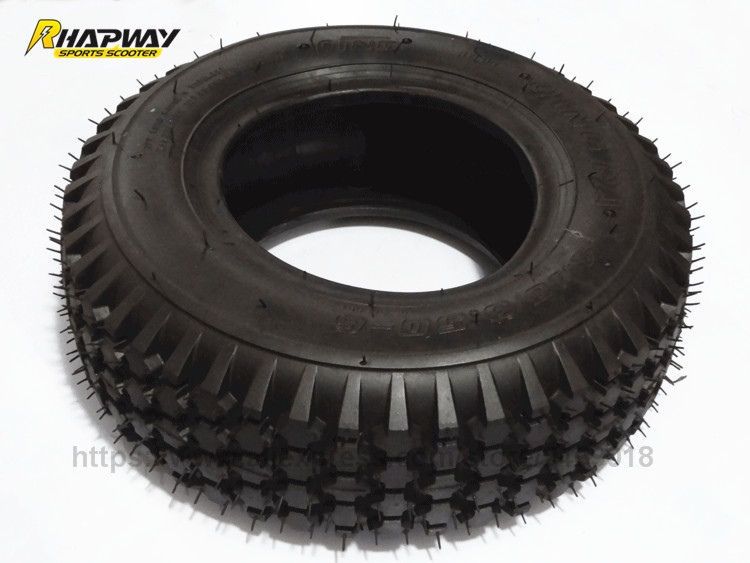 "Scooter Tires 6"" Lawn Mower/Snow&Mud Tyre 4.10/3.50 6"