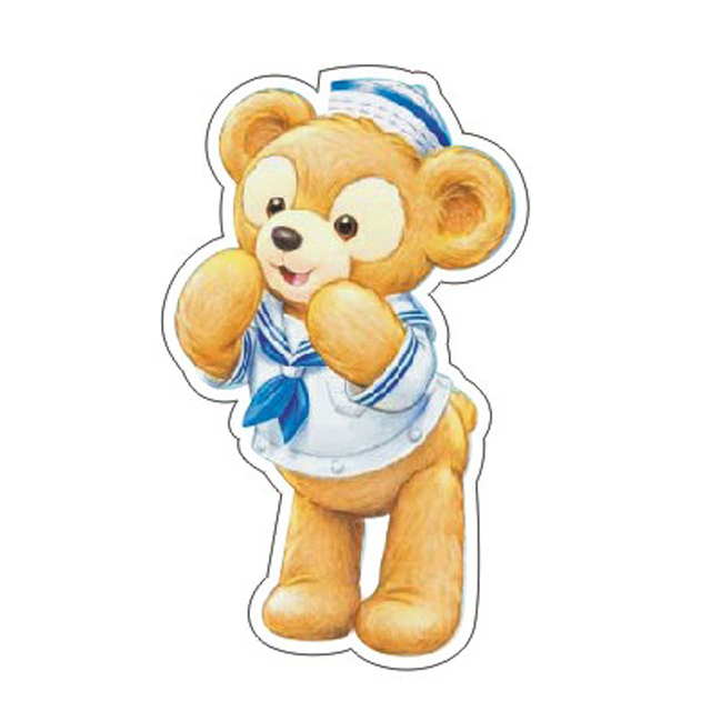 Disney Cute Kawaii Wallpaper Aliexpress Com Buy 50pcs Lot Kawaii Duffy Bear Flat Back