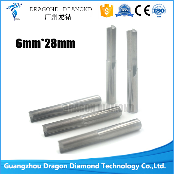 5pcs 6X28MM 2 Flutes Straight Slot End Mill Cutter, in Hardwood MDF Cutting Milling, on CNC Machine Tools 5pcs 3 22mm carbide 3 flutes mill engraving cutter cutting bits milling tools on cutting carving hard wood mdf acrylic pvc