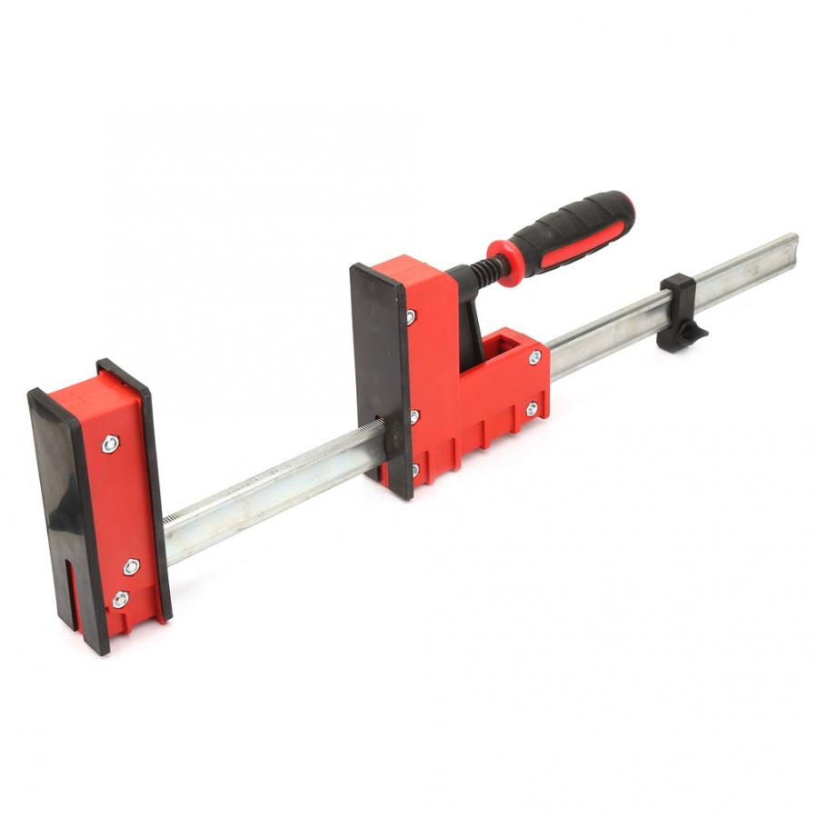 0 300 400 500mm Heavy Duty F Clamps DIY Woodworking Fixing Bar Clips Quick Slide Hand Tool Kit woodworking Clamp Tools Carpentry in Clamps from Home Improvement