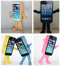 5c 5 Promotion Mascot Costume Express Advertising Phone Mobile Store