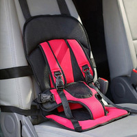 Baby Car Seat Children Car Chair Breathable Fabric Infant Child Car Safety Seat With Strap Safety Belt Infant Car Seat