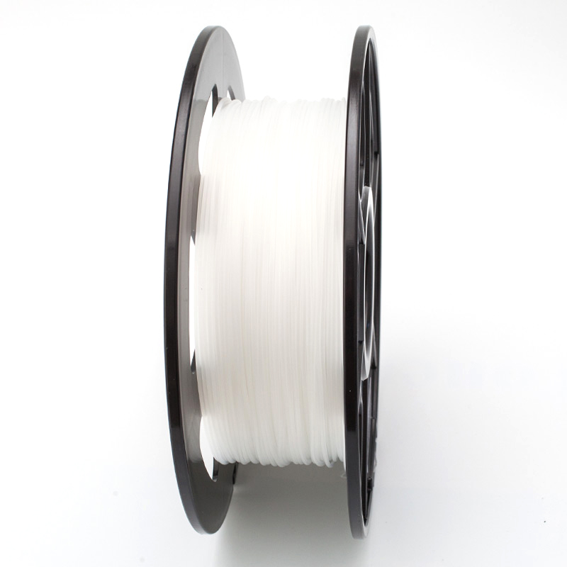 PLA Environmentally friendly 1.75mm 3D Printer Filament white colour Plastic materials longth 330m for 3D Printer 3d printer filament brown colour environmentally friendly plastic materials for 3d printer