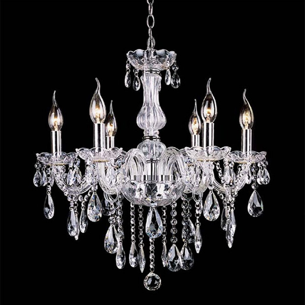 Lighting Cheap: Cheap Crystal Chandelier Home Lighting Lustres De Cristal