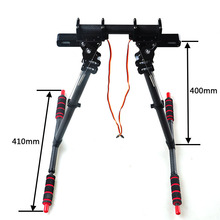 F07597 HML850 Retractable Landing Gear Skid for DIY FPV Drone S800 25mm Round Carbon Tube Arm Hexcopter Octocopter Frame FS