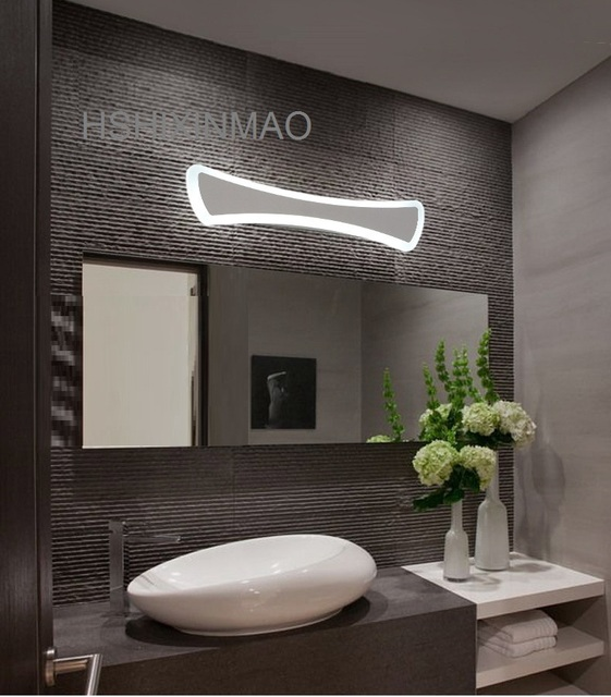 Modern Led Mirror Lights 40cm120cm Wall Lamp Bathroom Bedroom