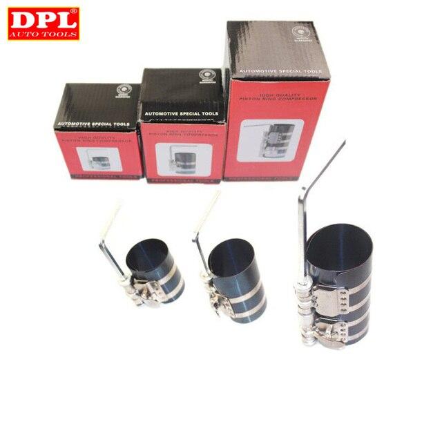 Ferramenta compressor de anel de pistão do motor, chave ajustável, ferramentas de banda do instalador