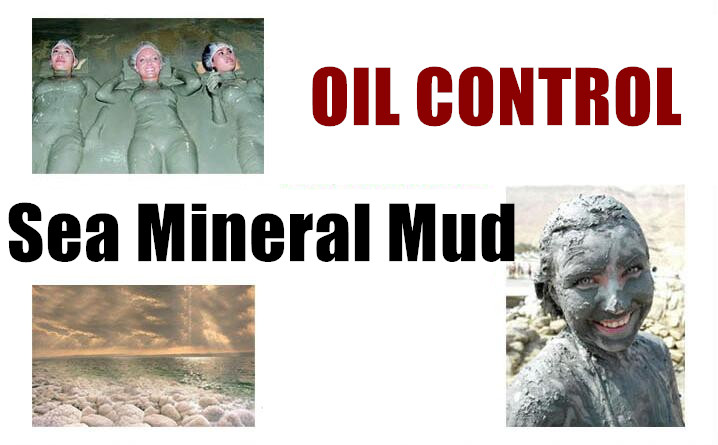 Sea Mineral Mud Mask Oil Control Acne Contraction Pore Whitening Skin Care Antioxidant Oil control Scar Blackhead Removing 1000g
