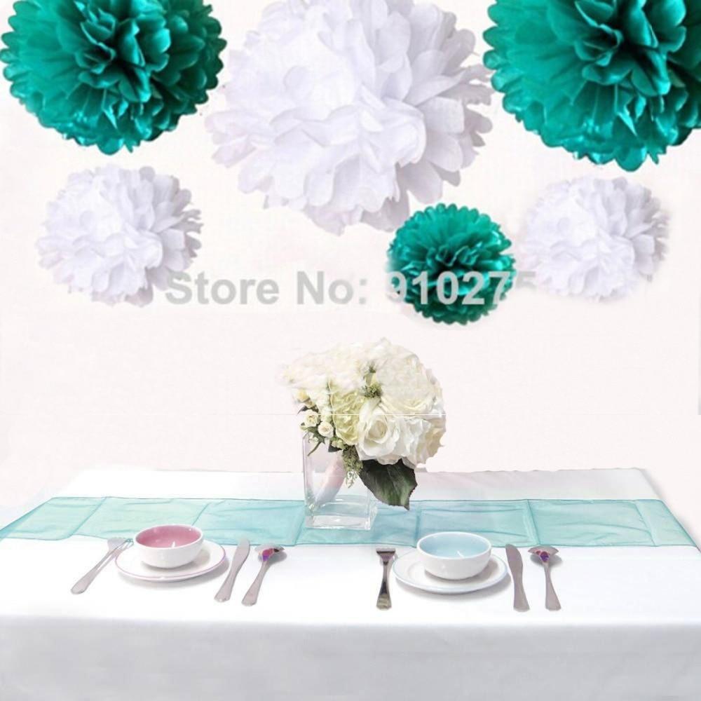 Luxury Tiffany Blue Wedding Decorations For Sale Motif - The Wedding ...