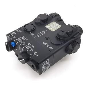 Image 3 - EINE/PEQ 15A Rot Laser/LED Licht Mit Fernbedienung Schalter Taktische Jagd Gewehr Airsoft Batterie Box