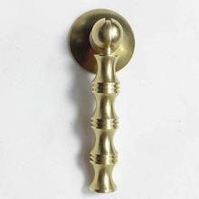 Cotom твердая латунь мебель подвижные ручки Золотая медь деревянная