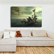 Lord Of The Rings Battle For Middle Earth Wall Art Canvas Posters Prints Painting Pictures Office Bedroom Home Decor HD