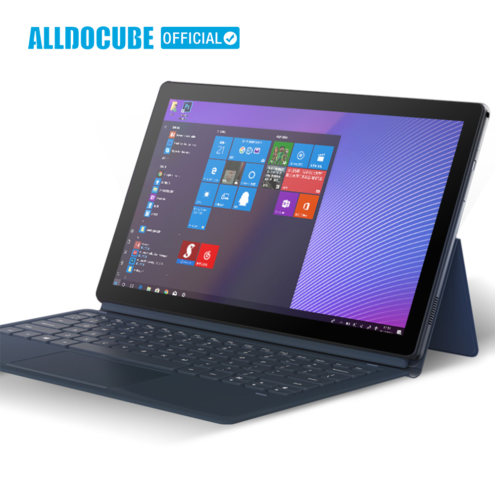 ALLDOCUBE KNote5 11,6 pulgadas FHD 1920*1080 IPS windows10 Intel lago Géminis N4000 Dual Core Tablet PC 4 GB RAM 128GB ROM Dual WiFi