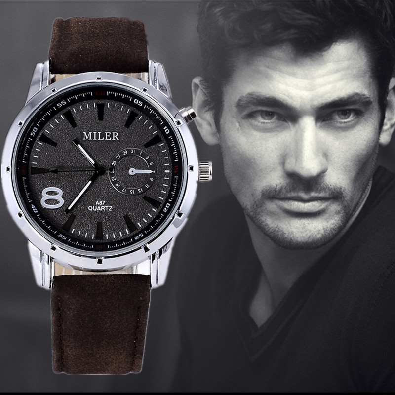MILER Watch Men Watch Top Brand Sport Men's Watch Military Watches Clock saat erkek kol saati reloj hombre relogio masculino