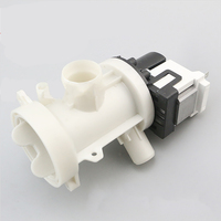 Washer Drainage Pump for Panasonic XQG70 E70GS/GW/XS/XW motor BPX2 108L Washing Machine Drain Outlet Replacement Parts