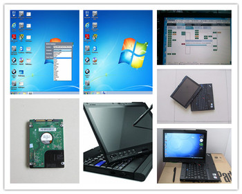 2020 for bmw icom laptop x200t touch screen ram 4g hdd 500gb newest software ista expert mode multi languages