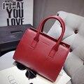 New fashion European superstar trend women Saffiano leather Totes bag Lady shoulder handbags female crossbody bag messenger Bag
