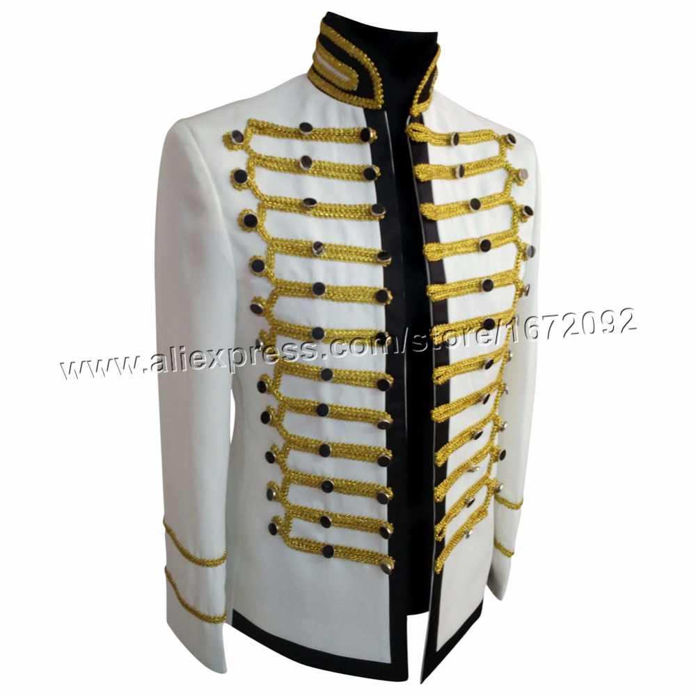 Classic MJ Jacket Veste Homme bomber jacket Chaquetas Hombre Men Stage Performance Men Club Master Michael Jackson Jacket