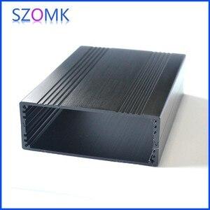 Image 5 - 1 pcs, szomk aluminum housing extruded box 40*105*150mm new arrival shenzhen audio amplifier enclosure, junction box