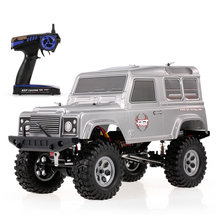 RGT 1:10 RC Car 2.4GHz 4WD Waterproof High Performance Realistic Rock Cruiser RC-4 Car Off-road Crawler Toys for Children RTC(China)