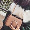 Mujeres de la marca Bolsos de Hombro de 2017 Mujeres de Los Bolsos Diseñador de Lujo Monederos de cuero Cadenas Embrague Crossbody Para El Muchacho Bolsa sac principal