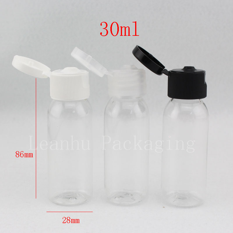 Clear Portable Travel Skin Care Products Packing Container