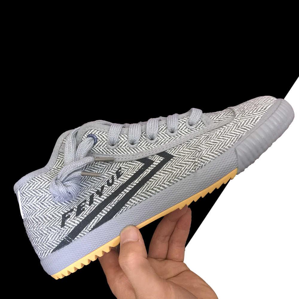 Feiyue ayakkabı X Keyconcept klasik Felo Sneakers ayakkabı dövüş sanatları Taichi Kungfu erkek kadın ayakkabı