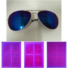 Magic poker home-GK перспективные очки 0040 волшебные чернила Invisilbe очки с невидимыми игральными картами анти покер Чит