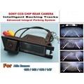 Para Alfa Romeo 156/159/166/147 Faixas Inteligentes Chip Da Câmera/CCD HD Câmera de Visão Traseira Do Carro de Estacionamento Inteligente Dinâmica