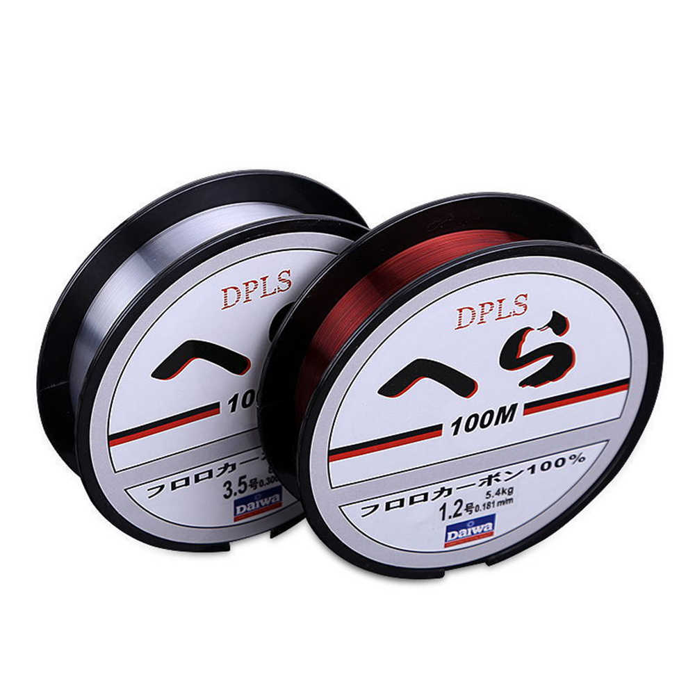 100m Fishing Line Super Strong Japan Monofilament Main Line Fishing Accessories Pesca Peche Nylon Line