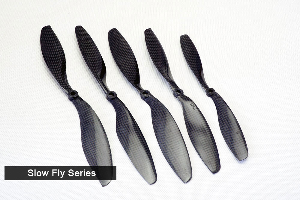 2Pair/Lot Carbon Fiber propeller prop 1047/9047/8045/1470/1365/1245/1147 CW/CCW  RC Multi-Copter Quad Fixed-wing Airplane Models купить